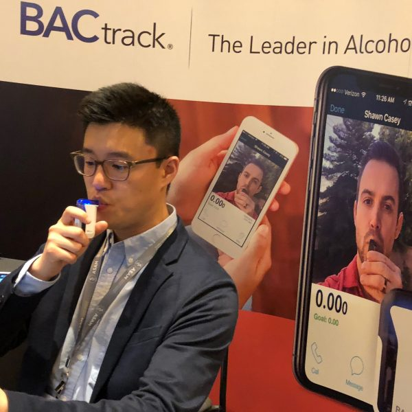 BACtrack View at The 2018 American Society of Addiction Medicine (ASAM) Conference